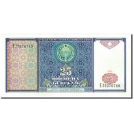 Uzbekistan, 25 Sum, 1994, Undated (1994), KM:77, NEUF - Ouzbékistan