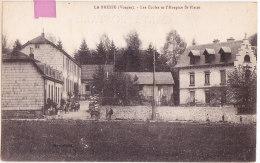 Abs-  88 Vosges   Cpa   LA BRESSE  écol - France