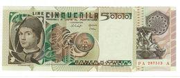 REPUBBLICA ITALIANA - 5000 LIRE ANTONELLO DA MESSINA-  FIOR DI STAMPA - DECR. 09/03/1979 - BAFFI - STEVANI  - PA287513A - [ 2] 1946-… : Républic