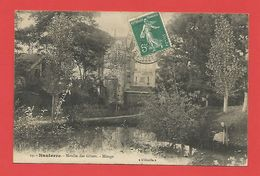 """C.P.A.  (92)  """"NANTERRE """" Moulin Des Gibets.-Mirage  ( Animée ) //2 Pho. - Nanterre"""