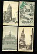 Lot De 36 Cartes Postales De France  Dunkerque       Lot Van 36 Postkaarten Van Frankrijk  Dunkerque - 36 Scans - Postcards
