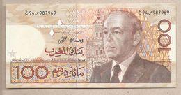 Marocco - Banconota Non Circolata FdS Da 100 Dirhams - 1991 - Marocco