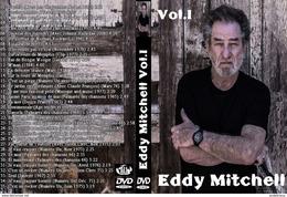 DVD EDDY MITCHELL ARCHIVES  VOLUME 1 - Concert & Music