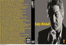 DVD EDDY MITCHELL ARCHIVES  VOLUME 2 - Concert & Music