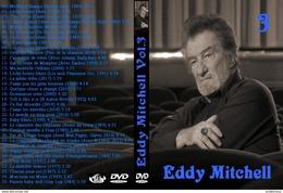 DVD EDDY MITCHELL ARCHIVES  VOLUME 3 - Concert & Music