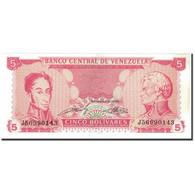 Venezuela, 5 Bolivares, 1989, 1989-09-21, KM:70a, SUP - Venezuela