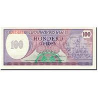 Surinam, 100 Gulden, 1985, 1985-11-01, KM:128b, NEUF - Surinam