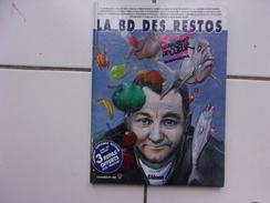 La Bd Des Restos (restaurants Du Coeur) Cabu Bilal Moebius Caza Fred Gotlib Wolinski... - Books, Magazines, Comics
