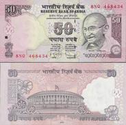 India 2009 - 50 Rupees - Pick 97 UNC - India