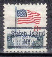USA Precancel Vorausentwertung Preo, Locals New York, Staten Island 843 - Vereinigte Staaten
