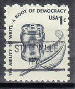 USA Precancel Vorausentwertung Preo, Locals New York, Stittville 841 (t.5) - Vereinigte Staaten