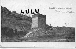 ITALIE : Gignod Avanzi Di Castello - Italy