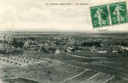 Le Mesnil Sur Oger Vue Generale - France