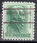 USA Precancel Vorausentwertung Preo, Locals New York, Stony Brook 825 - Vereinigte Staaten