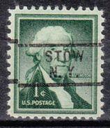 USA Precancel Vorausentwertung Preo, Locals New York, Stow 729 - Vereinigte Staaten