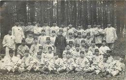 BACCARAT - Militaires Du 20em Régiment De Chasseurs (carte Photo) - Regiments