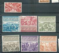 MADA 579 - YT PA 65 à 71 ** - Madagascar (1889-1960)