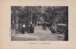 IS23-  93)   PIERREFITTE - LA BUTTE PINSON  - (ANIMÉE  - 2 SCANS) - Pierrefitte Sur Seine