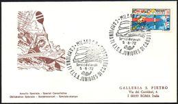 ROWING - ITALIA MILANO 1972 - CAMPIONATI F.I.S.A. JUNIORES DI CANOTTAGGIO - Canottaggio