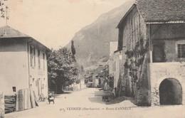 74 - VEYRIER - Route D' Annecy - Veyrier