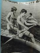 Photo De Presse (18 Cm X 13 Cm) Canoe Acard Et Cezard /7/ - Sport