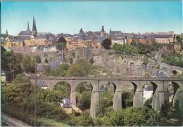 Luxembourg - Panorama De La Ville Haute - Lussemburgo - Città