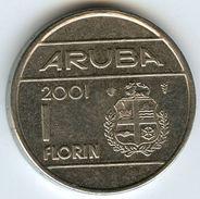Aruba 1 Florin Gulden 2001 KM 5 - [ 4] Colonies