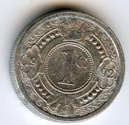 Antilles Neérlandaises Netherlands Antilles 1 Cent 1992 KM 32 - Netherland Antilles