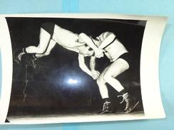 Photo De Presse (18 Cm X 13 Cm) Charleville Catch /17/ - Sports