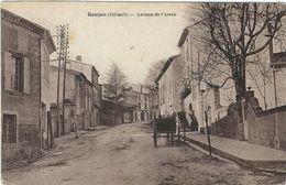 Herault, Roujan, Avenue De Cassan - Altri Comuni