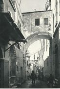 Via Dolorosa, Old City  -  Jerusalem (Jordan).  (scan Verso) - Jordanie