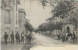 Herault, Roujan, Avenue De Pezenas - Other Municipalities