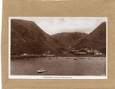 SAINTE-HELENE , St HELENA : Jamestown From Anchorage  CPA  Photo  N°8  PHARMACY St HELENA - Saint Helena Island