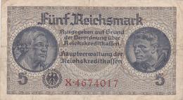 Fünf Reichsmark. - 5 Reichsmark