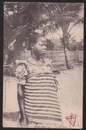 CPA  Côte D'Ivoire.  Femme Agai - Côte-d'Ivoire