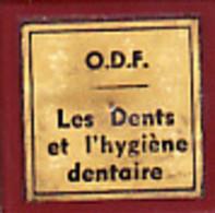 1 Film Fixe LES DENTS ET L HYGIENE DENTAIRE Dentiste (ETAT TTB ) - 35mm -16mm - 9,5+8+S8mm Film Rolls