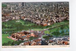 U1288 Mini Postcard: BUCKINGHAM PALACE, LONDON + NICE TIMBRE 1974 - Buckingham Palace