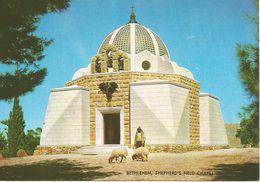 BETHLEHEM, CHAPELLE DES BERGERS.  (scan Verso) - Palestine