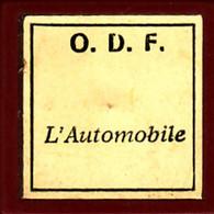 1 Film Fixe L Automobile (ETAT TTB ) - Bobines De Films: 35mm - 16mm - 9,5+8+S8mm