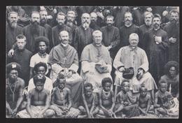 CPA YULE. Jubilé épiscopale De Mgr.de Boismenu. - Papouasie-Nouvelle-Guinée