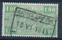 """BELGIE - TR 245 - Cachet  """"RAMSKAPELLE"""" - (ref. 18.255) - Ferrocarril"""