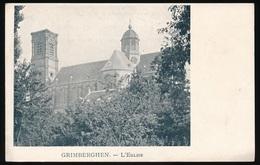 GRIMBERGEN - L'EGLISE - Grimbergen