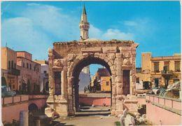 AFRIQUE,AFRICA,LIBYE,LIBYA,TRIPOLI,ARCO,ARCHE,ARCH,TIMBRE - Libye