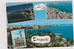 AFRIQUE,AFRICA,LIBYE,LIBYA,TRIPOLI,TIMBRE - Libye