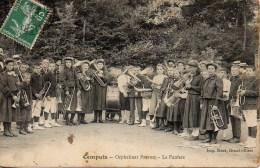 60 CEMPUIS  Orphelinat  - La Fanfare - France