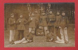 Posen   --  Carte Photo Soldats Allemands  --  30/6/1913 - Pologne