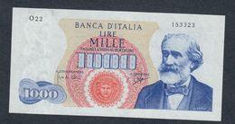 1000 Lire Verdi I° Tipo 14 01 1964 Raro Spl+ Naturale LOTTO 209 - [ 2] 1946-… : Républic