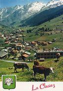 Vaches Animaux Vache Boeufs Veau Pâturages Ferme Paysan La Clusaz La Chaîne Des Aravis - Vaches