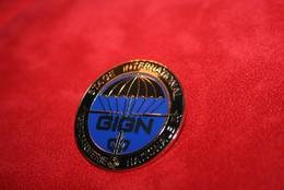 Ancien Insigne GIGN - Police & Gendarmerie