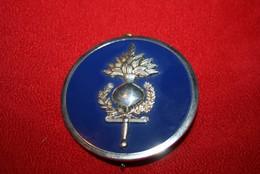 Ancien Insigne  Beret GN - Police & Gendarmerie